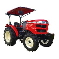 Traktor Yanmar EF393T 1