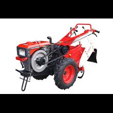 Traktor tangan bajak model YST DX