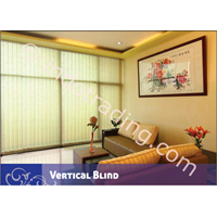Jual Vertical Blind 127 - 90 Mm