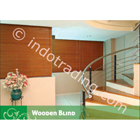 Jual Wooden Blind 25 - 50 Mm