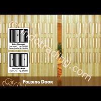 Jual Folding Door 2.20 - 3.00 M