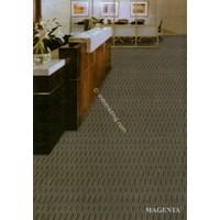 Jual Karpet Latai Kantor Graphic Magenta