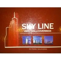 Wallpaper SKY Line Vinyl 1
