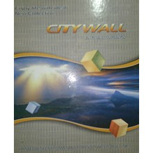 Wallpaper Citywall Vinyl Wallcovering