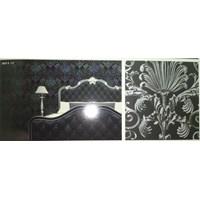 Wallpaper Motif Bunga Tipe 25427-5 1