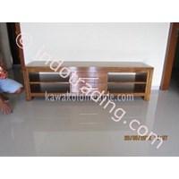 Sell Rak Tv Jati Minimalis Tipe Kwk115
