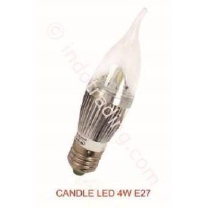 Lampu Candle LED 4W E27