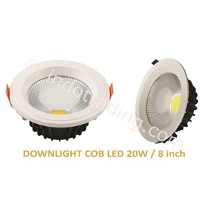 Downlight COB LED 20W - 8 inch