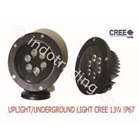 Underground Light Cree 13W IP67 1