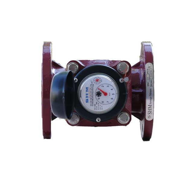 Flow Meter SHM - Distributor Flow meter Air Limbah SHM
