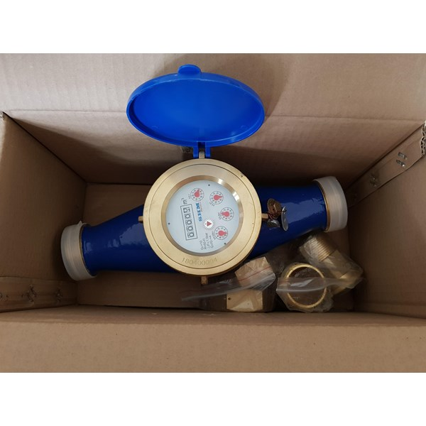 Flow Meter SHM - Distributor Flow meter Air Bersih & Limbah SHM