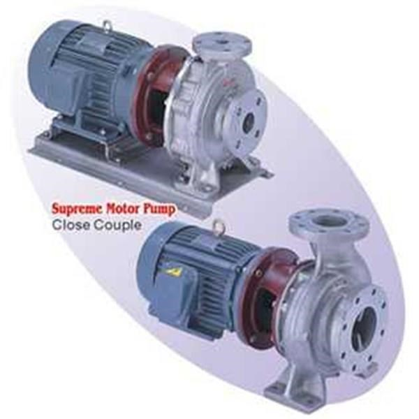 Jual Pompa Centrifugal Milano - Distributor Milano Pump Stainless Stell 316