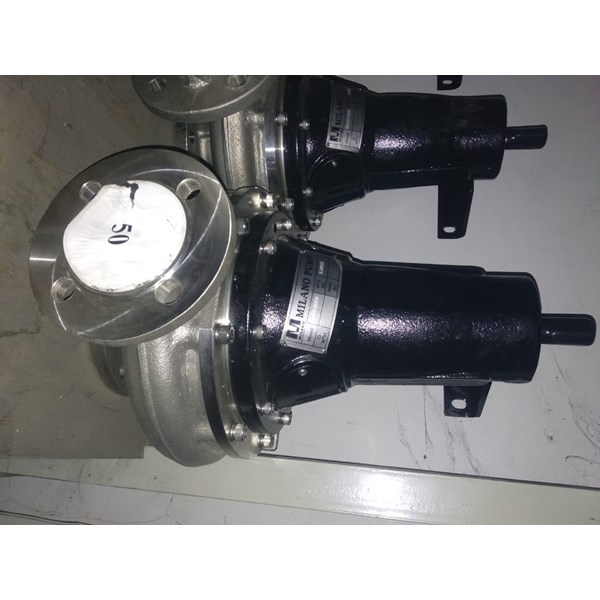 Agen Pompa Centrifugal Milano - Agen Milano Pump Stainless Stell 316
