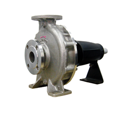 Jual Pompa Centrifugal Milano - Milano Pump Stainl
