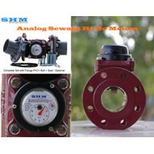 """Jual Flow Meter SHM 2 inch - Jual Flowmeter SHM 2"""" (DN 50)"""