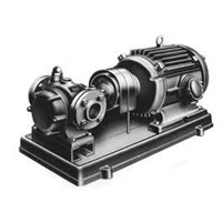 Gear Pump Inter Sigma ZPG 6 - Distributor Gearpump Sigma ZPG 6