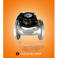 Jual Flowmeter SHM Stainless Steel - Distributor Flowmeter SHM Stainless Steel