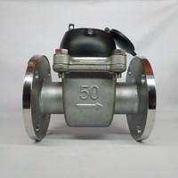 Jual Flowmeter SHM Stainless Steel - Harga Flowmeter SHM Stainless Steel