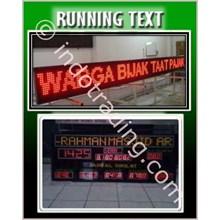 Teks Berjalan/Running Text