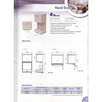 Distributor Hand Drier Panasonic 3