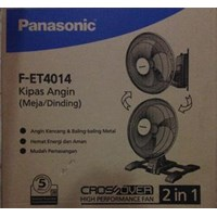 Kipas Angin - CrossOver Strong Fan Panasonic 1