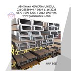 UNP BESI 80X45X5MM 1