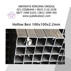 Besi Hollow 100X100X2.2MM 1