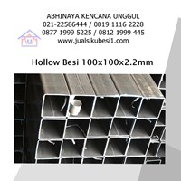 Iron Hollow 100X100X2.2MM