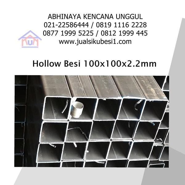 Besi Hollow 100X100X2.2MM