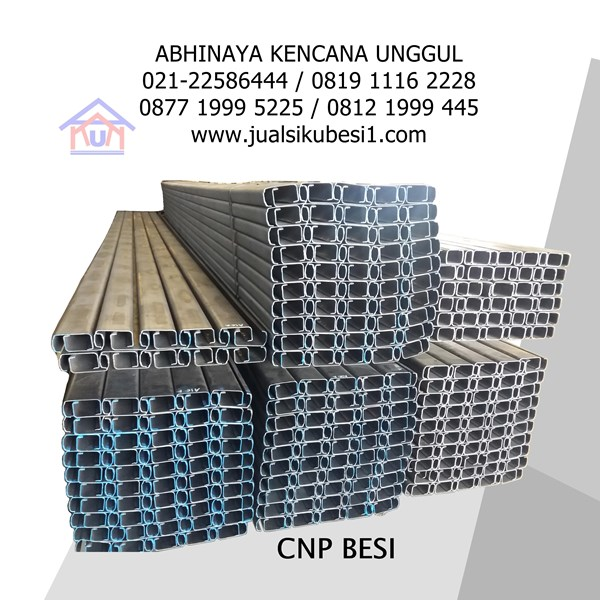 Besi Kanal CNP 100X50X20X2.3MM