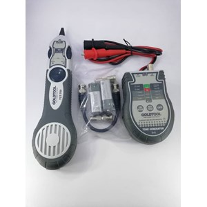 Lan Tracer-Toner-Cable Tester Goldtool TCT-470 3 in 1