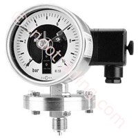 kontak pressure Gauge with diaphragm Kmp 20 1