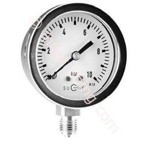 Heavy Duty Pressure Gauges