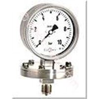 Pressure Gauges With Diaphragm 1