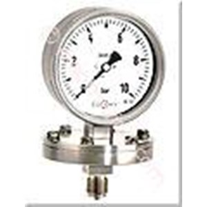 Pressure Gauges With Diaphragm