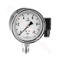 Bourdon Tube Pressure Gauge 1