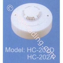 Ionization Smoke Detector Model Hc-202D Hc-202A