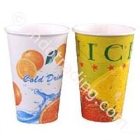 Papercup Minuman Dingin 1