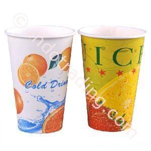 Papercup Minuman Dingin