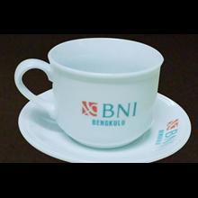 Cup&Saucer Atau Cangkir Lepek