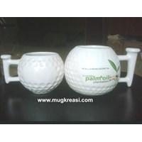 Mug Promosi Bola Golf