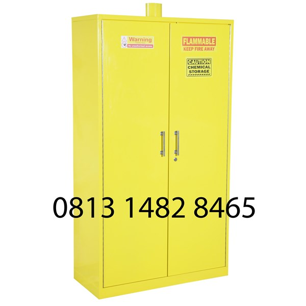 Lemari Laboratorium Chemical Storage MKV-LL02