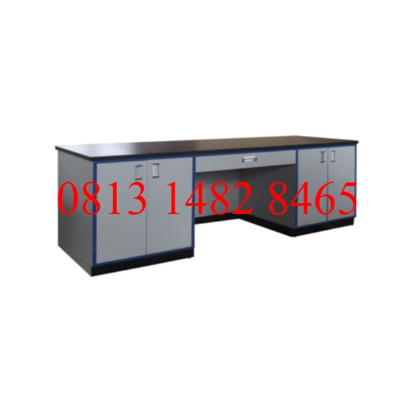 Meja Laboratorium Kerja  Personal / Chief Lab Table MKV-MKL01