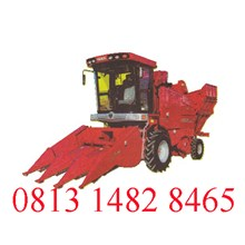 Corn Harvester Harvesting Machine