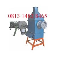 Mesin Pengering Jagung Rotary Dryer