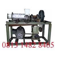 Mesin Pencetak Bricket MKV