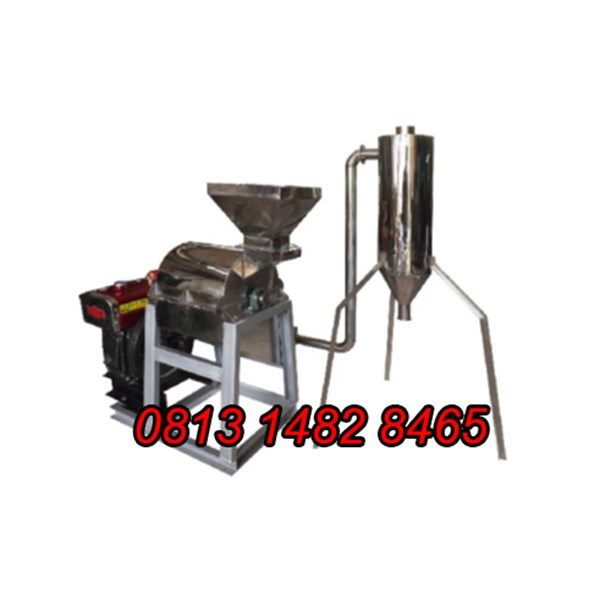 Mesin Penepung Jagung MKV-M27UNG