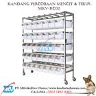 Kandang Percobaan Tikus Mencit MKV-RC02 1