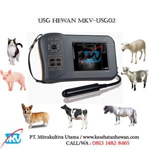 Dari USG Hewan MKV-USG02 0