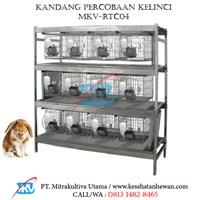 Rabbit Experiment Cage